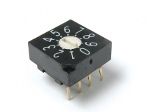 SRT Series Rotary DIP Switches