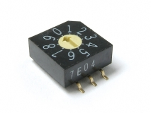 SRM Series Rotary DIP Switches