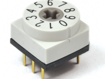 RDT Series Rotary DIP Switch