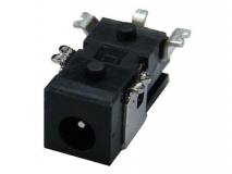 DC插座贴片SMT 2.5A   DC电源插座 High Current SMD DC Power Socket